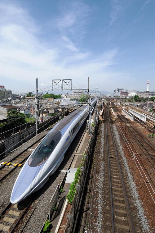 鉄道と絶景地をたずねて・・・その10 京都~米原