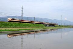 鉄道と絶景地をたずねて・・・その8 近江中庄~近江今津